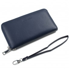 Женский кошелёк HORTON TRW2996BL - Royalbag Фото 2