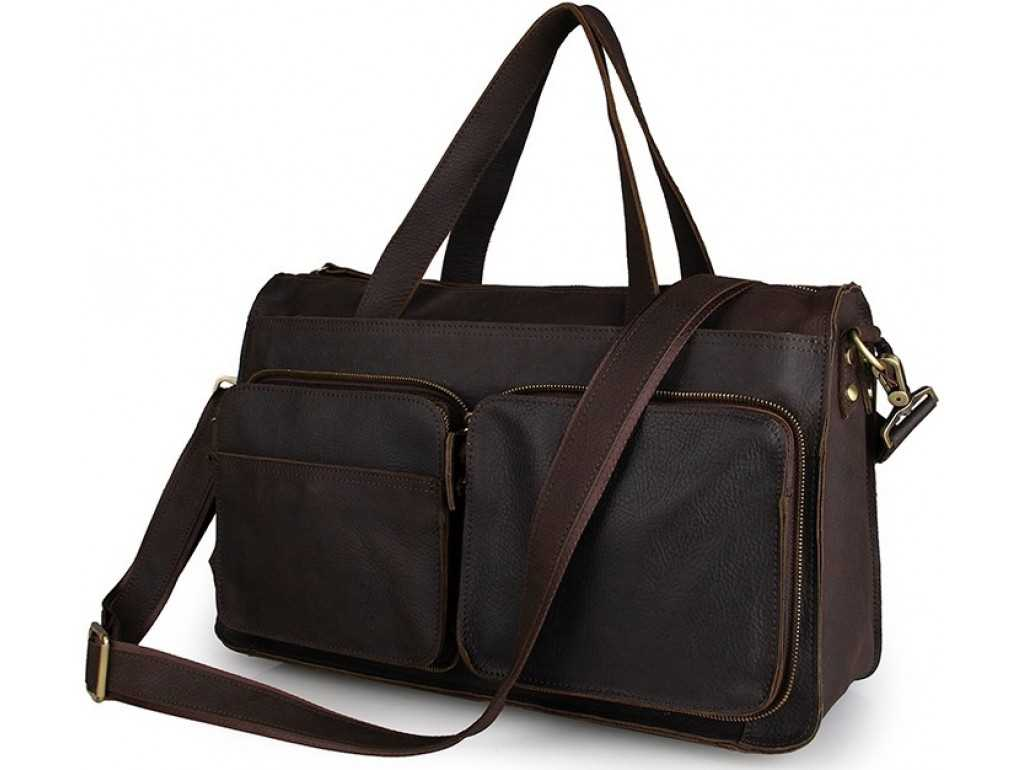 Сумка TIDING BAG 7138R - Royalbag Фото 1