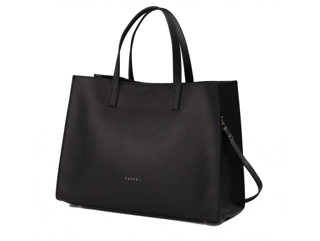 Женская сумка Karfei 1710103-04A - Royalbag Фото 1