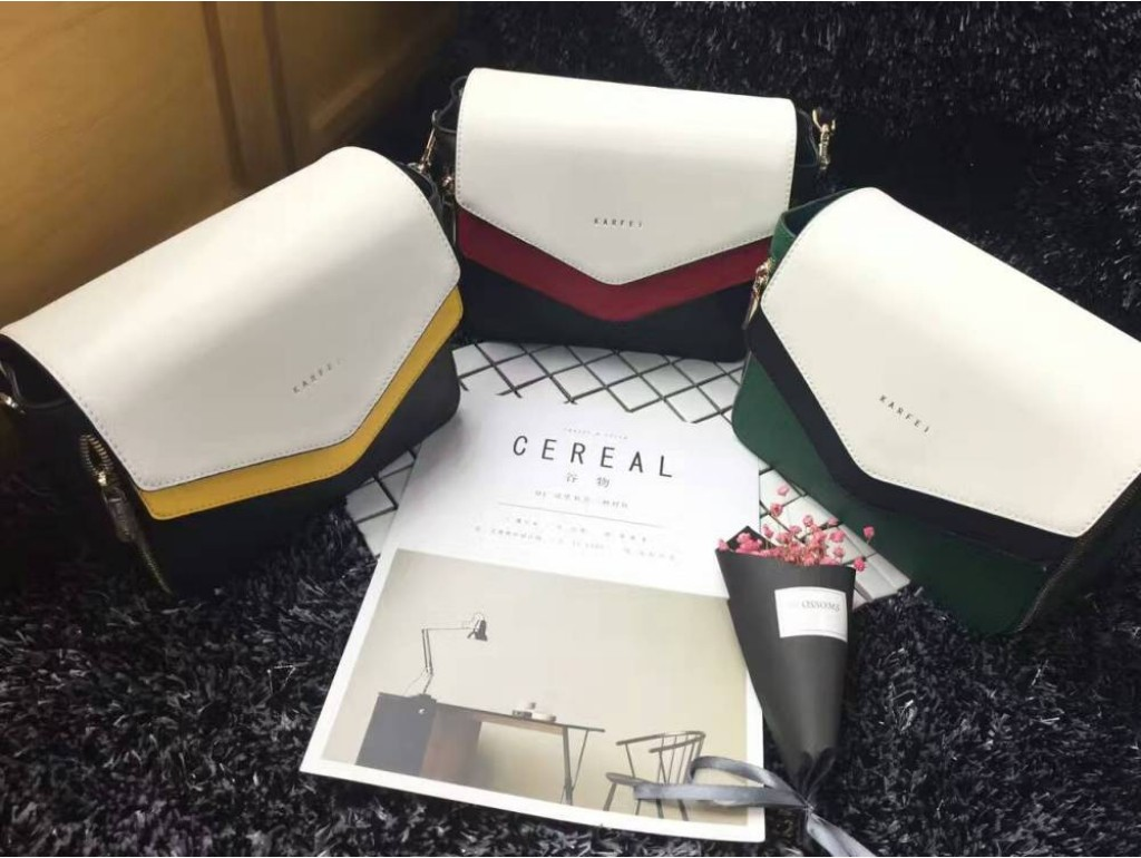 Женская сумка Karfei 18-15105-01RWA - Royalbag
