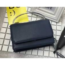Женская сумка Karfei 18-15107-01BL - Royalbag Фото 2