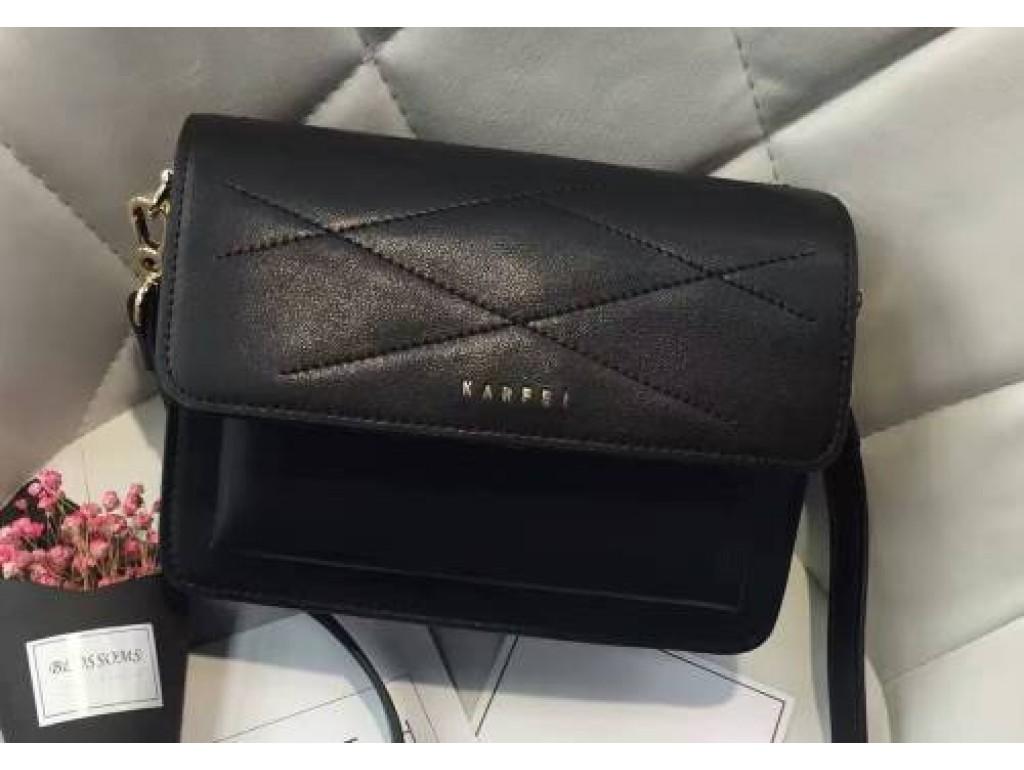 Женская сумка Karfei 18-15109-01A - Royalbag Фото 1