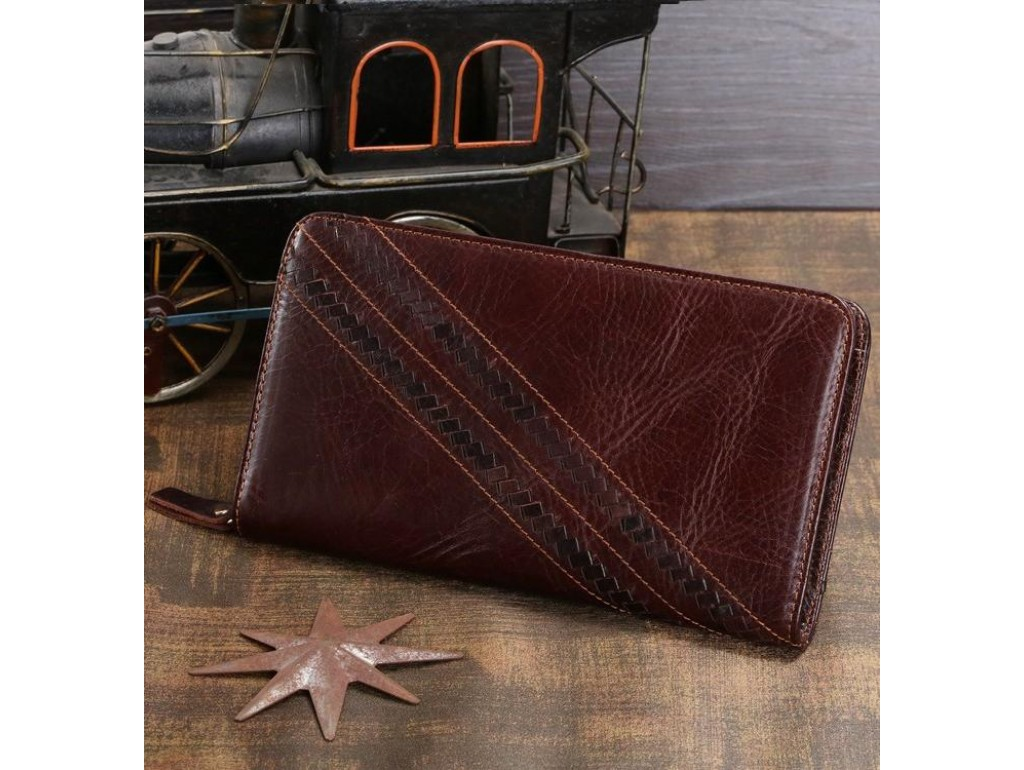 Клатч TIDING BAG 8024C - Royalbag Фото 1