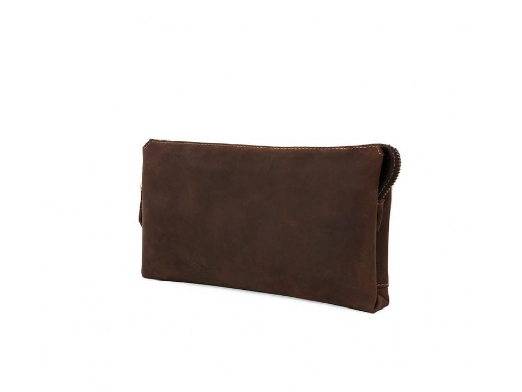 Мужской кожаный клатч t4058 - Royalbag