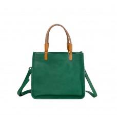 Женская сумка L.D M47W-2809GR - Royalbag Фото 2
