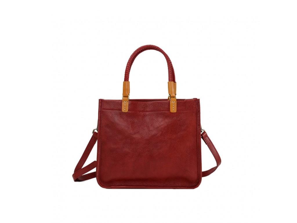 Женская сумка L.D M47W-2809R - Royalbag Фото 1