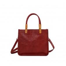 Женская сумка L.D M47W-2809R - Royalbag Фото 2
