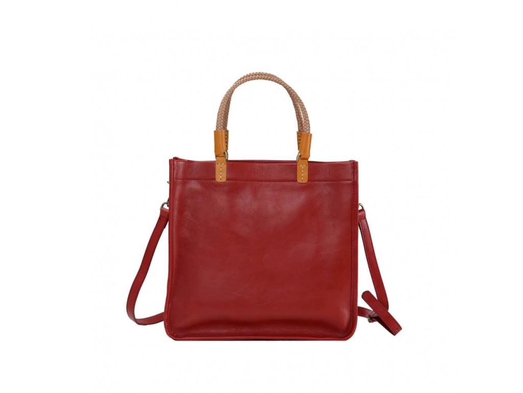 Женская сумка L.D M47W-71040R - Royalbag