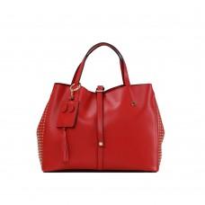 Женская сумка L.D NWB7-103-009R - Royalbag Фото 2