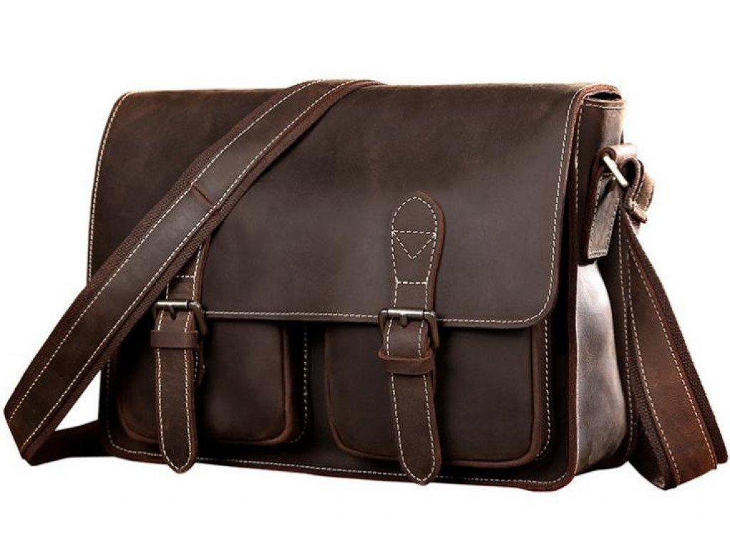 Мессенджер TIDING BAG L-0201 - Royalbag Фото 1