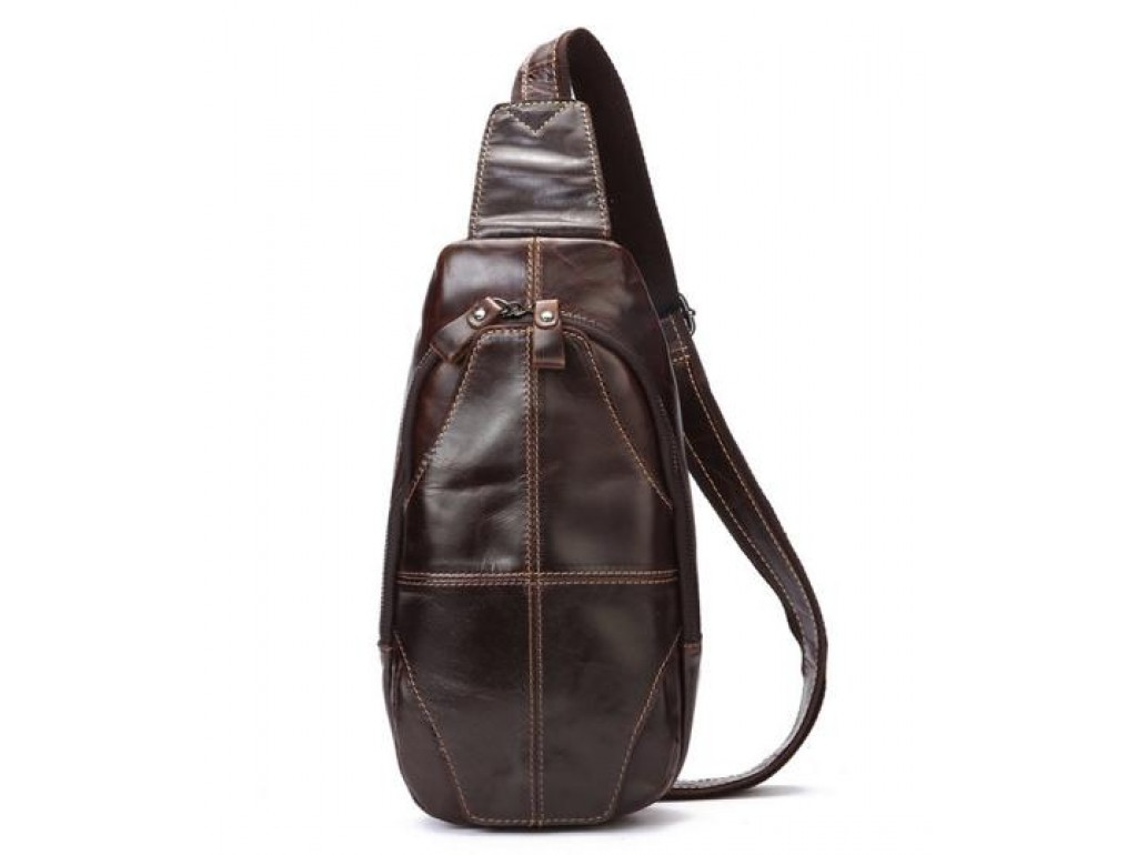 Кожаный рюкзак BEXHILL L096 - Royalbag Фото 1