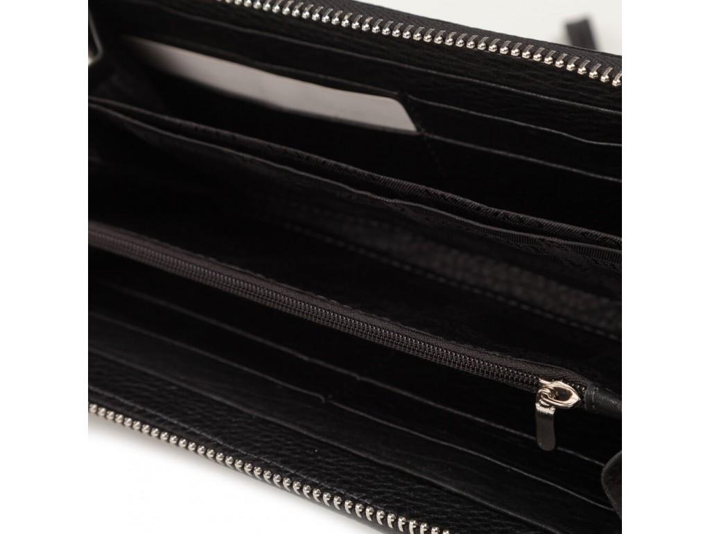 Клатч мужской черный MD TR7337A - Royalbag