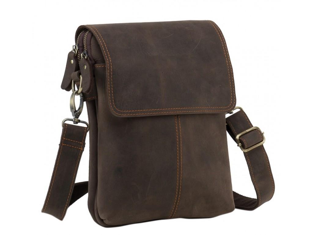 Мессенджер Tiding Bag NM15-2542-1C - Royalbag Фото 1