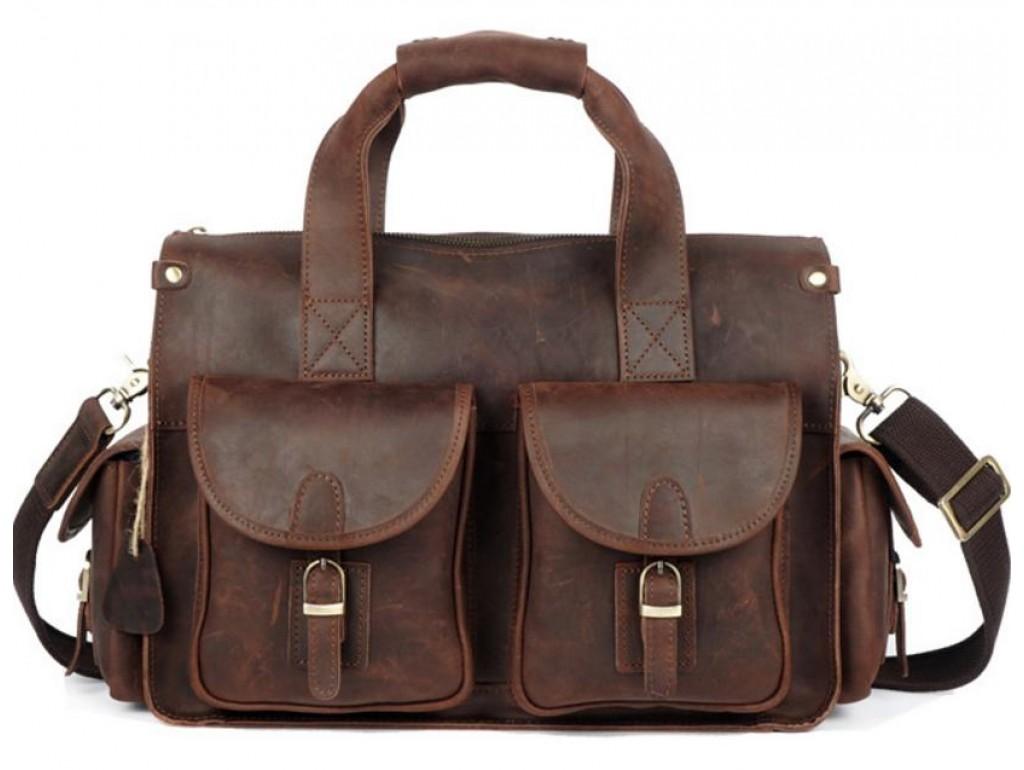 Сумка TIDING BAG 7106R - Royalbag Фото 1