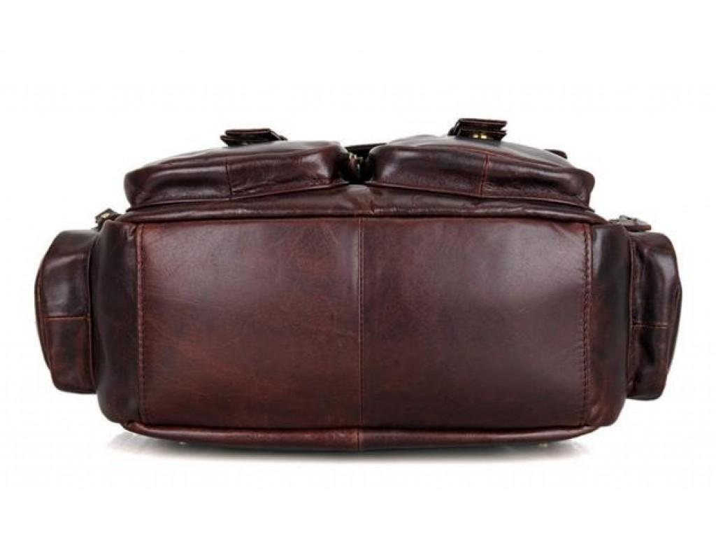 Рюкзак кожаный TIDING BAG 7123C-1 - Royalbag