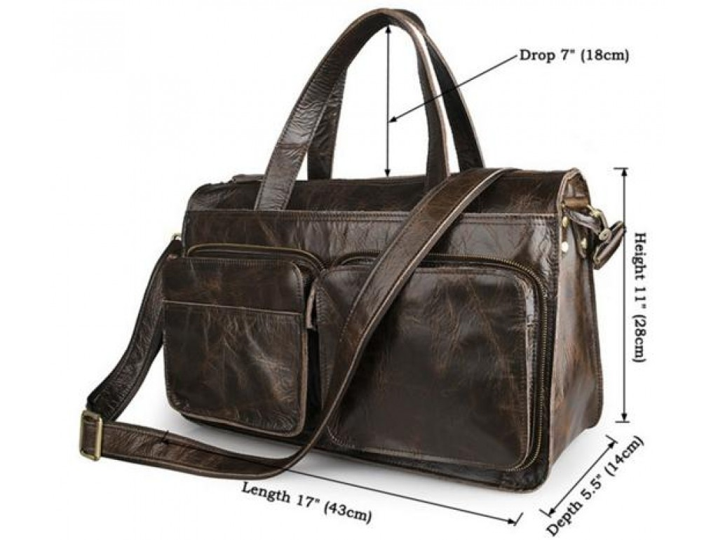 Сумка Tiding Bag 7138Q - Royalbag