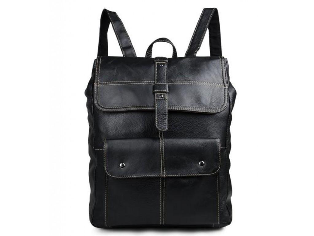Рюкзак кожаный TIDING BAG 7335A - Royalbag Фото 1