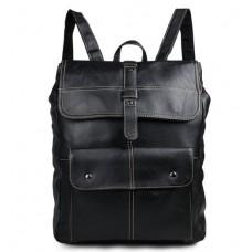 Рюкзак кожаный TIDING BAG 7335A - Royalbag Фото 2