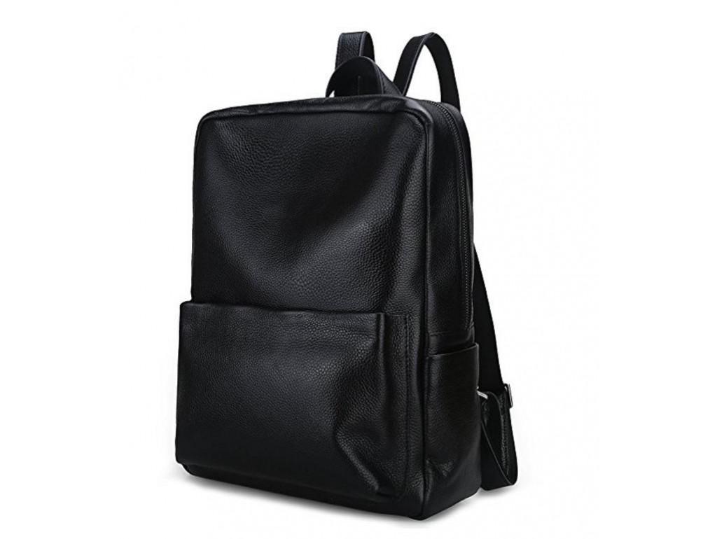 Рюкзак кожаный TIDING BAG M8801A - Royalbag Фото 1