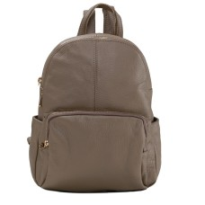 Женский рюкзак Olivia Leather JJH-2023BGG-BP - Royalbag Фото 2