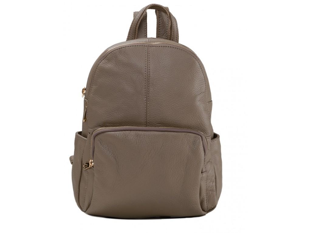 Женский рюкзак Olivia Leather JJH-2023BGG-BP - Royalbag Фото 1