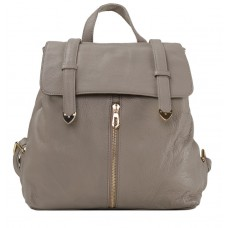 Женский рюкзак Olivia Leather JJH-6035BG-BP - Royalbag Фото 2