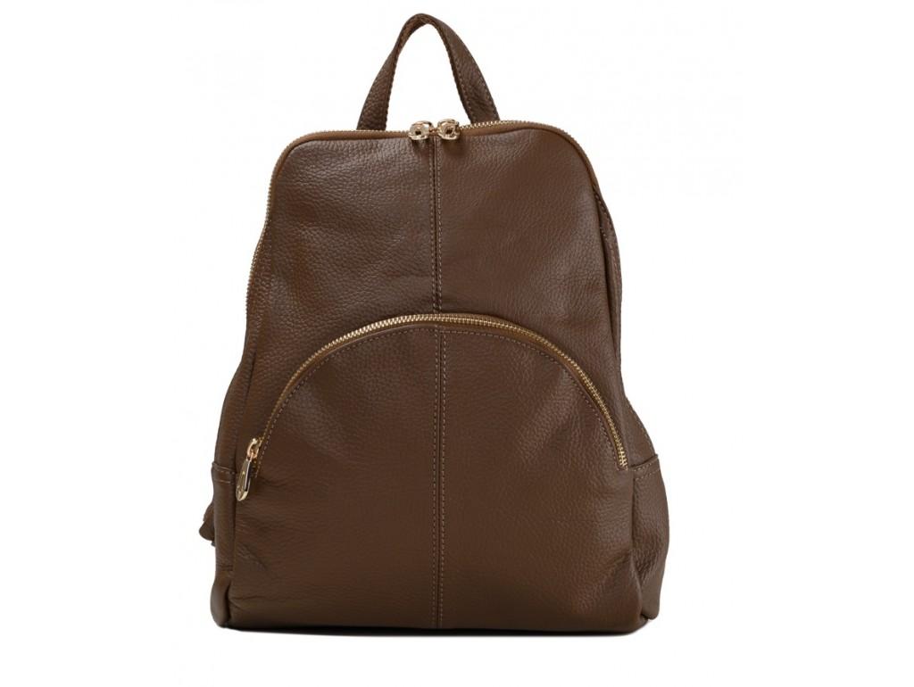 Женский рюкзак Olivia Leather JJH-6082B-BP - Royalbag Фото 1