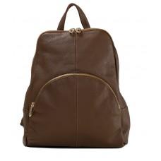 Женский рюкзак Olivia Leather JJH-6082B-BP - Royalbag Фото 2