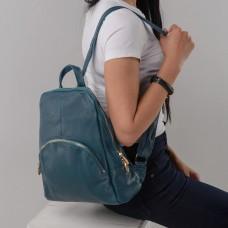 Женский рюкзак Olivia Leather JJH-6082PETR-BP - Royalbag Фото 2