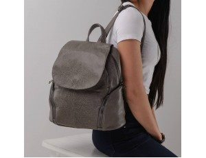Женский рюкзак Olivia Leather JJH-6171G-BP - Royalbag