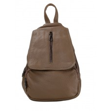 Женский рюкзак Olivia Leather JJH-8018BG-BP - Royalbag Фото 2