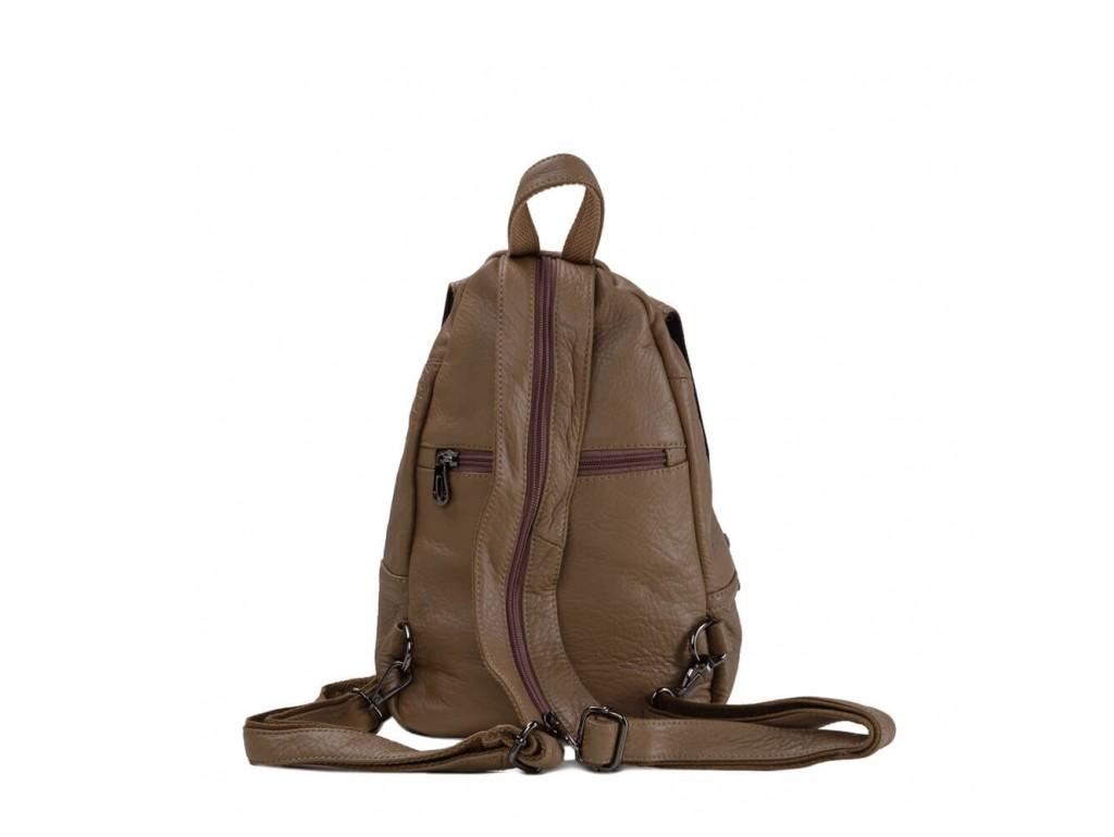 Женский рюкзак Olivia Leather JJH-8018BG-BP - Royalbag