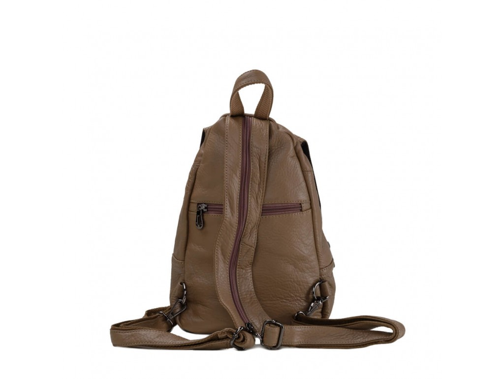 Женский рюкзак Olivia Leather JJH-8018BG-BP - Royalbag