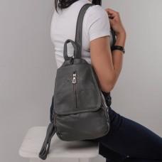 Женский рюкзак Olivia Leather JJH-8018G-BP - Royalbag Фото 2