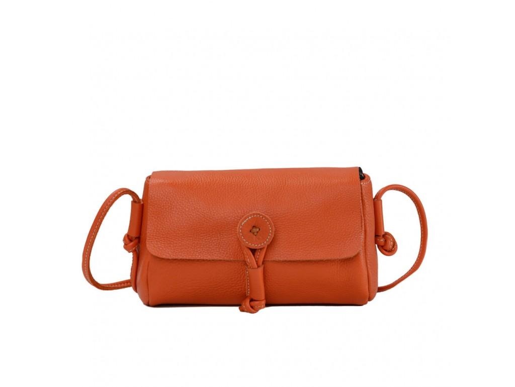 Женская сумка Olivia Leather NMW15-1992O - Royalbag Фото 1