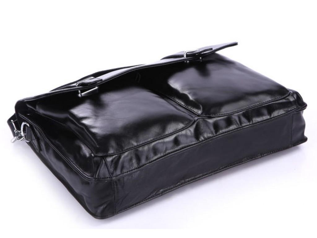 Портфель мужской кожаный для документов Tiding Bag 7013A - Royalbag