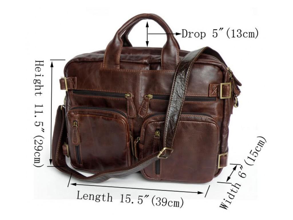 Сумка Jasper&Maine 7026R - Royalbag
