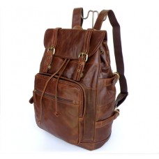 Рюкзак кожаный TIDING BAG 6058 - Royalbag Фото 2