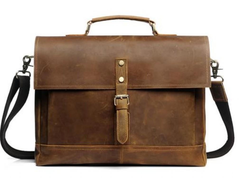 Портфель TIDING BAG S-8047 - Royalbag Фото 1