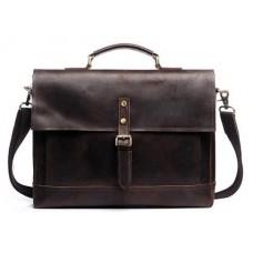 Портфель TIDING BAG S-8047B - Royalbag Фото 2