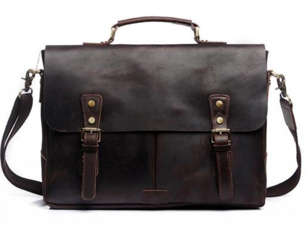 Портфель TIDING BAG S-8048B - Royalbag Фото 1