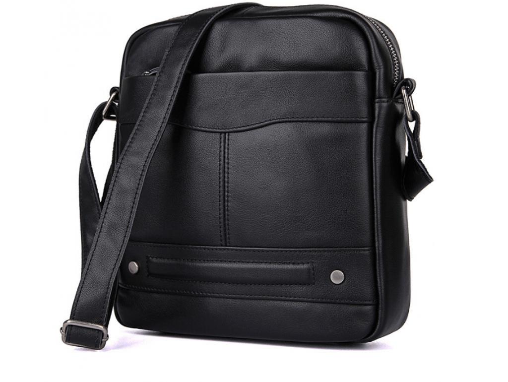 Мужская сумка через плечо TIDING BAG 1022A - Royalbag Фото 1