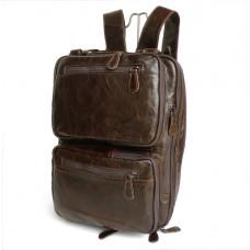 Cумка-рюкзак J&M 7014Q-1-1 - Royalbag Фото 2