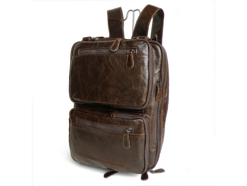 Cумка-рюкзак J&M 7014Q-1-1 - Royalbag Фото 1