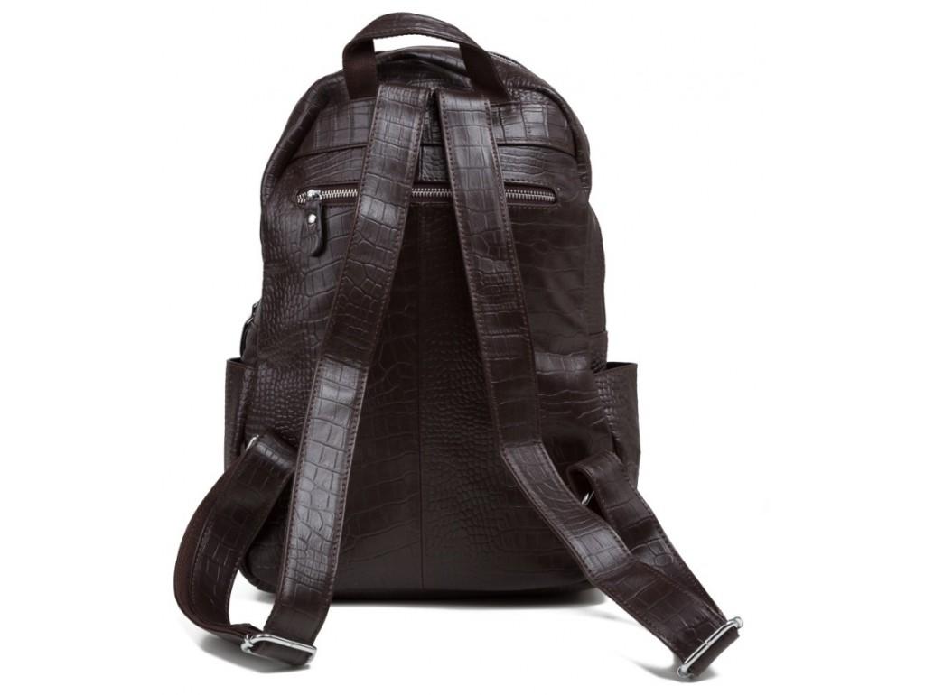 Рюкзак кожаный TIDING BAG t3123C - Royalbag