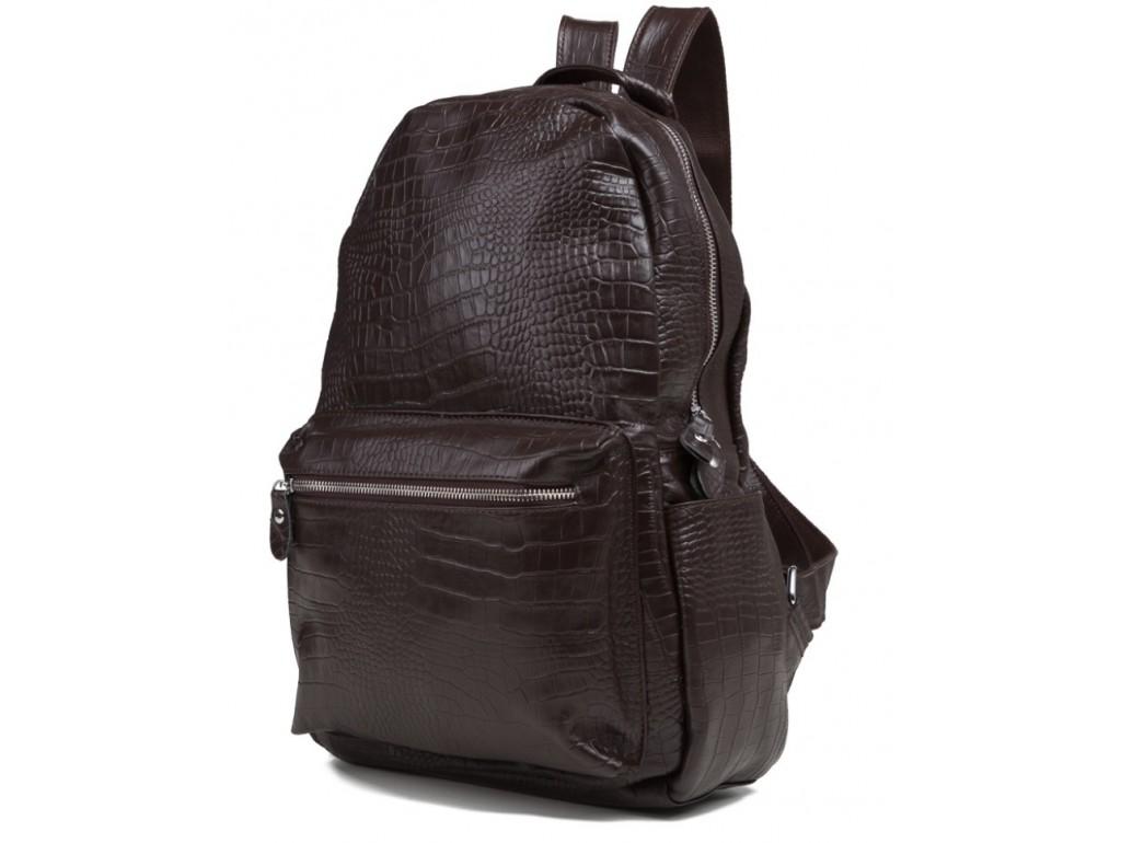 Рюкзак кожаный TIDING BAG t3123C - Royalbag Фото 1