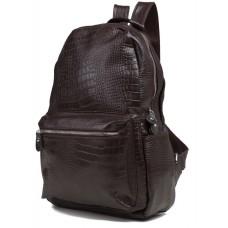 Рюкзак кожаный TIDING BAG t3123C - Royalbag Фото 2