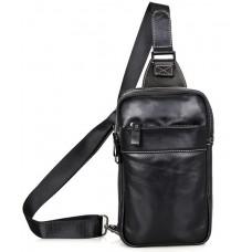 Кожаный рюкзак Tiding Bag 4002A - Royalbag