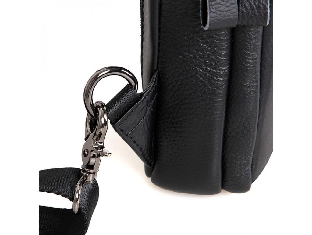 Кожаный рюкзак Tiding Bag 4006A