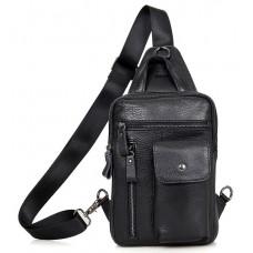 Кожаный рюкзак Tiding Bag 4006A - Royalbag